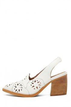 Jeffrey Campbell Shoes PERRIS Shop All in White