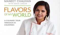 We can't wait to have celebrity chef Maneet Chauhan join us at the National ProStart Invitational in Baltimore!