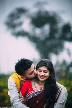 They are in love, what about you? Photo by Sumanth Shetty Photography, Bangalore #weddingnet #wedding #india #indian #indianwedding #prewedding #photoshoot #photoset #hindu #sikh #south #photographer #photography #inspiration #planner #organisation #invitations #details #sweet #cute #gorgeous #fabulous #couple #hearts #lovestory #day #casual