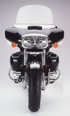 Front View Honda Valkyrie