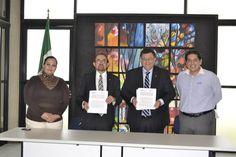 Este martes 15 de julio del 2014, en la biblioteca de la Universidad Latina de México se firmó un importante convenio de colaboración celebrado entre la ULM y la Procuraduría de la Defensa del Contribuyente (PRODECON).