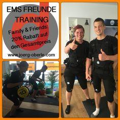 EMS Freunde Training