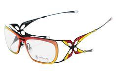 Women's Optical Glasses - Chrysalide 1 by Parasite Eyewear