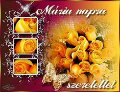 mária névnapi köszöntő képeslap 125 best Névnap images on Pinterest | Name day, Names and Saint  mária névnapi köszöntő képeslap