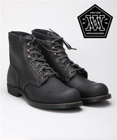 Red Wing Shoes x Wrenchmonkees