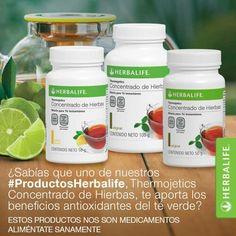 #teverde  #antioxidantes  #productosherbalife