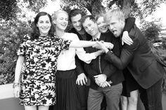 Les acteurs du film Yves Saint Laurent, Amira Casar, Aymeline Valade, Gaspard Ulliel, Léa Seydoux http://www.vogue.fr/sorties/on-y-etait/diaporama/dans-les-coulisses-de-cannes-jour-3-festival-de-cannes-2014/18783/image/1001176