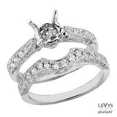 EN7023-SETWG  #jewelsbyirina #wedding #weddingset #bridalset #bridal