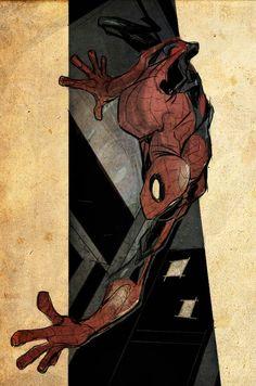 Spider-man | Artist: John Timms