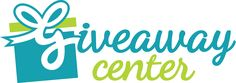 Giveaway Center Enter. Win. Dance. Central place for bloggers to list giveaways and ANYONE to come find and enter them!