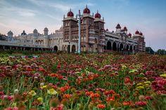 Magnifique Mysore Palace  #mysore #palace