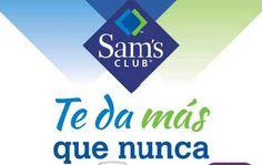 Sams Club 18 meses sin intereses y 3 de bonificación con Banamex