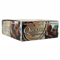 Quest is the first bar you can eat guilt FREE! To bring you a bar this healthy and tasty