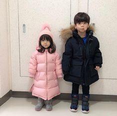 Cute Asian Babies, Korean Babies, Cute Babies, Baby Kids, Baby Girl Fashion, Kids Fashion, Ulzzang Kids, I Love You Baby, Baekyeol