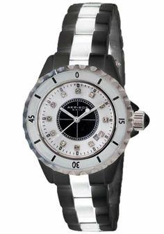 Akribos XXIV AK485BKW Watch
