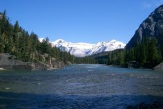 Canada Banff Nature National Park Alberta Forests Canada is a North American region extending from the United States within the…