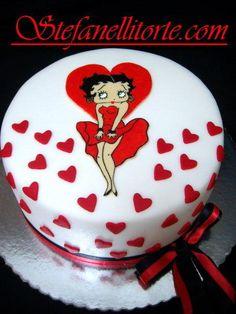 Betty Boop cake - Cake by stefanelli torte