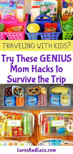 Car Trip Ideas for Kids – Reise-Hacks und brillante MOM HACKS für Reisen mit …. Car Trip Ideas for Kids – travel hacks and brilliant MOM HACKS for traveling with ….