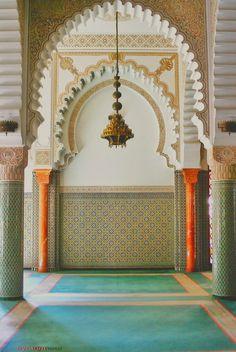 Mosque Lalla Soukaïna Rabat Morocco
