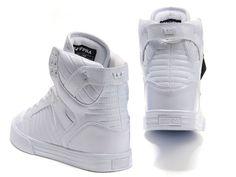 7531610571bce7  SUPRA  SKYTOP  WHITE. Robin Richter · Shoes