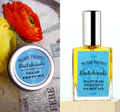 Hippie patchouli perfume perfume solid perfume by melodieperfumes