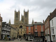 Lincoln, England - Lived here for three years.  Beautiful Cathedral and awesome pub crawls.  ;-)