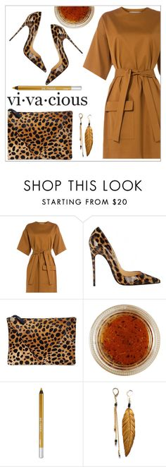 """""""Fsjshoes"""" by simona-altobelli ❤ liked on Polyvore featuring MSGM, Clare V., EARTH TU FACE, Urban Decay and fsjshoes"""