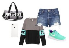 """Untitled #174"" by awesthoff0513 on Polyvore featuring Topshop and NIKE"