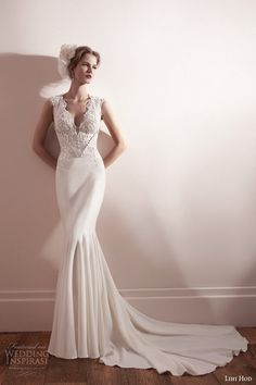 Image from http://www.weddinginspirasi.com/wp-content/uploads/2014/07/lihi-hod-bridal-spring-2013-cap-sleeve-sheath-wedding-dress.jpg.