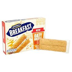 McVities Breakfast Oaty Breaks Golden Syrup 6 x 413g  Pack of 6 ** Continue to the product at the image link.