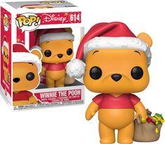 Winnie The Pooh - Disney Winnie The Pooh Holiday Pop! Vinyl Figure