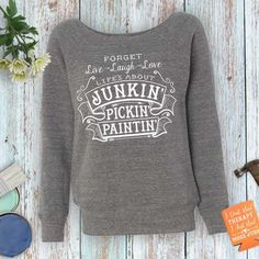 Gone Junkin' Collection | Vintage Inspired Junkin T-Shirts