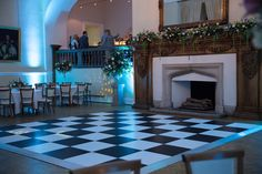 Terrence and Russell's real life wedding at Farnham Castle | CHWV
