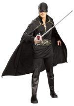 Zorro Spanish Fox Costume