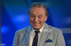 Karel Gott performs during the 1st Dresdner Humor Festival 'HumorZone' (Erstes Dresdner Humorfestival) on March 22, 2015 in Dresden, Germany.