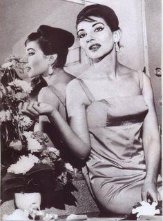 Maria Callas, The Greek Beauty