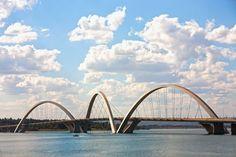 Ponte Juscelino Kubitschek - Brasília