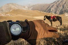 Leica Hunting Pro Simon K Barr hunting mid-Asian ibex - Leica