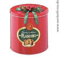 Mailänder Kuchenspezialitäten - Panettone als Werbeartikel Weihnachten.
