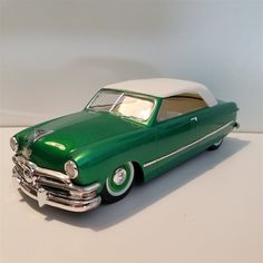 AMT 1950 Ford - Scale Auto Magazine - For building plastic & resin scale model cars, trucks, motorcycles, & dioramas