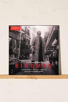 Various Artists - Birdman Original Motion Picture Soundtrack 2XLP - Urban Outfitters