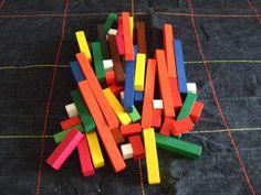 Actividades con regletas Math Activities, Toddler Activities, Math Manipulatives, Maila, Primary Maths, Learning Tools, School Hacks, Math Lessons, Teaching Math