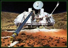 national geographic viking mars - Google Search