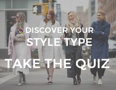 They only give 5 style options, so how accurate can it be? :) Still always fun to take style quizzes, though! Minimalist Fashion Women, Fashion For Petite Women, Womens Fashion Casual Summer, Trendy Fashion, Trendy Outfits, Fashion News, Fall Outfits, Women's Fashion, Personal Style Quiz