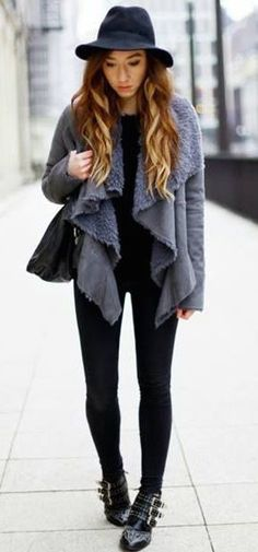 75+ Stylish Winter Outfits to Copy Now - Wachabuy