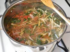 Een gezonde maaltijd voor weinig geld in slechts één pan? Probeer dit Wonderpan pasta recept!