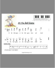 Website for Piano Teachers!! Tons of original music and theory sheets you can download and print! Has levels Primer through Late Intermediate. Something for everyone.