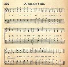 Alphabet Song  Back to School