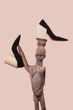 Billie Thomassin > Commissioned work | Margot de Roquefeuil - Artist Management #shoes #stilllife #editorial