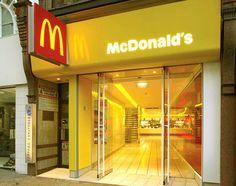 McDonalds Flagship UK McDonalds Redesign: a New Era for Fast Food Restaurants